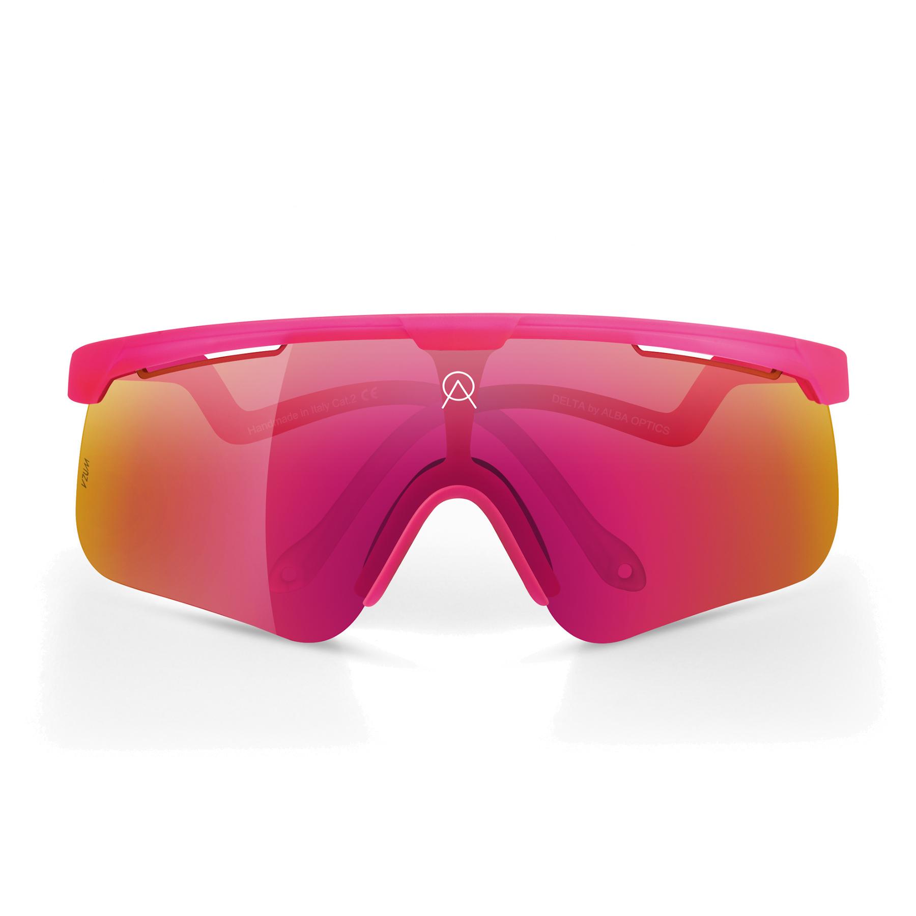 ALBA Delta Fuchsia / VZUM ML LAVA Glasses