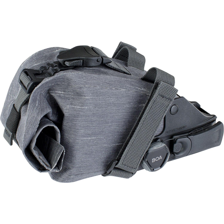 Evoc SEAT PACK Boa - 1L Saddle Bag - Carbon Grey