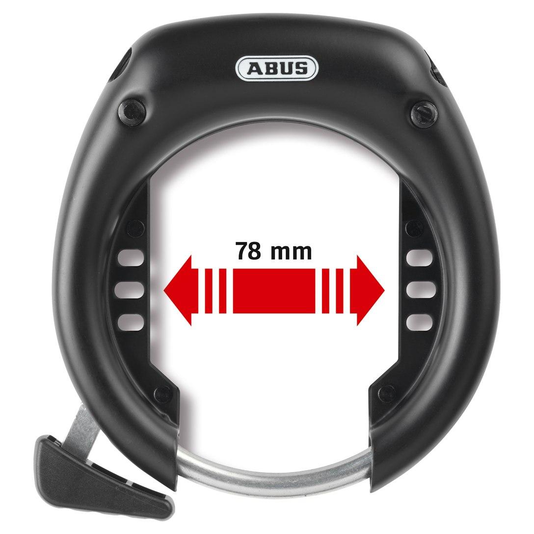 ABUS 5650 Shield Frame Lock LH-3 KR