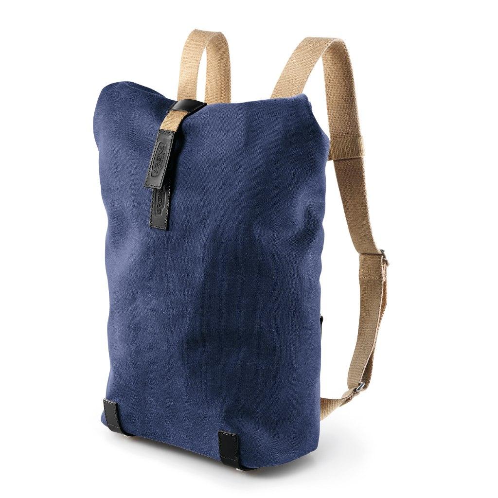 Brooks Pickwick Backpack Small - dark blue/black