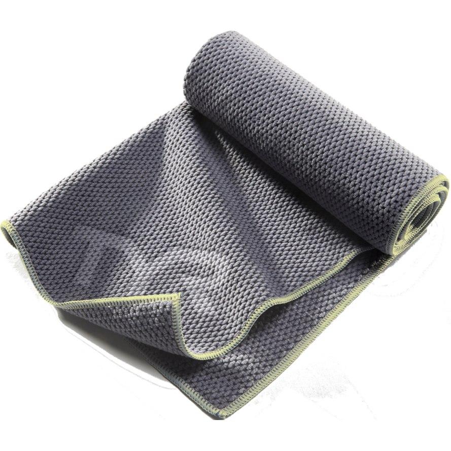 TYR Large Hyper-Dry Sport Towel - grey