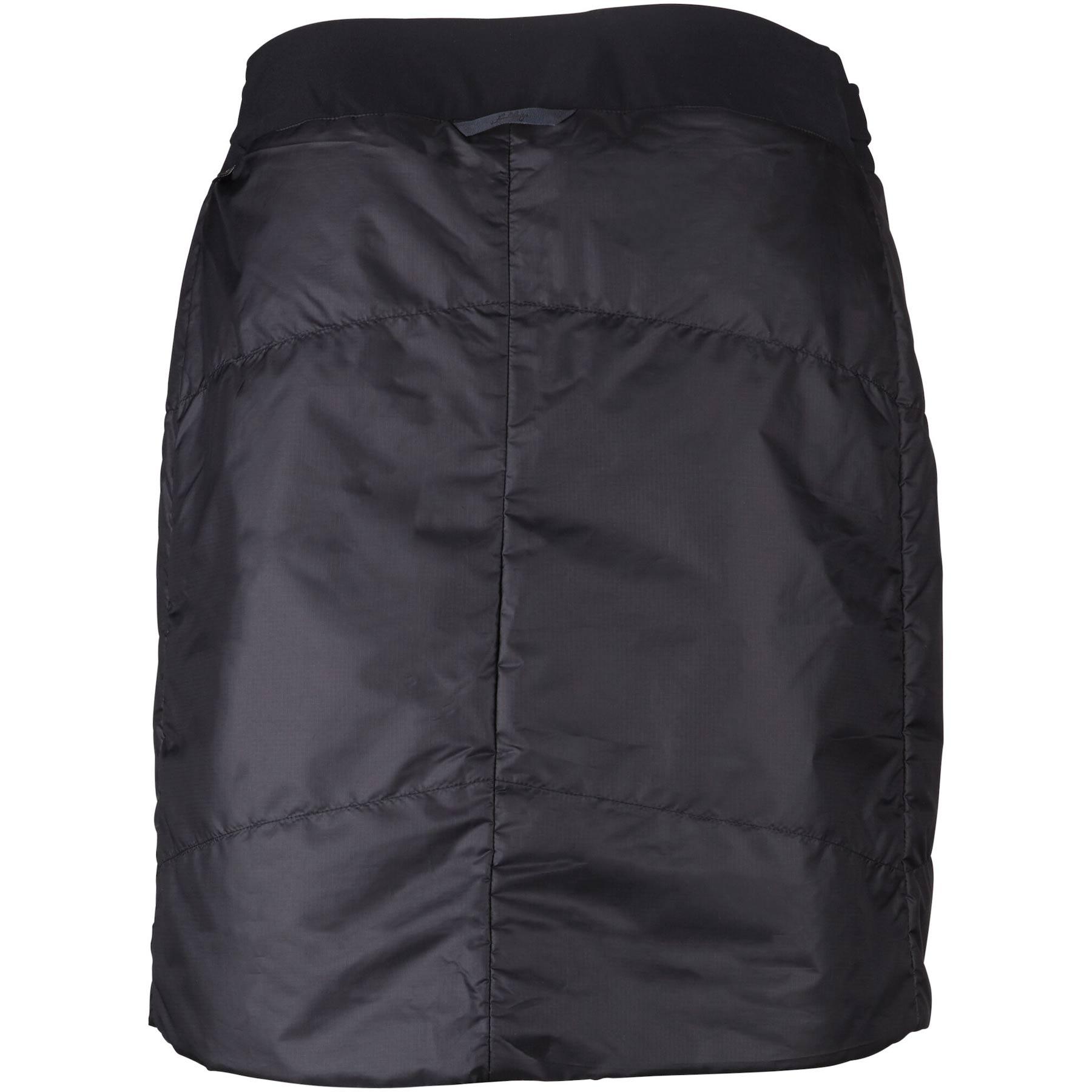 Image of Lundhags Viik Light Women's Insulation Skirt - Black 900