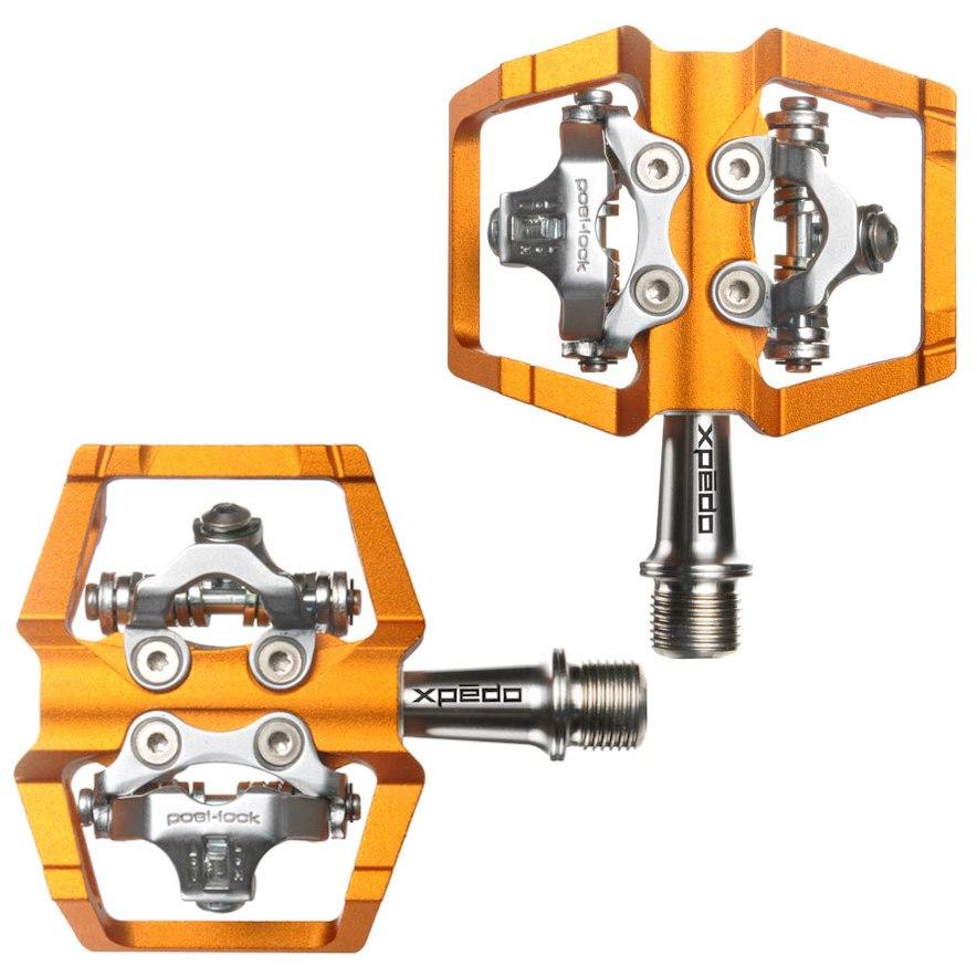 Xpedo Baldwin Pedal - orange