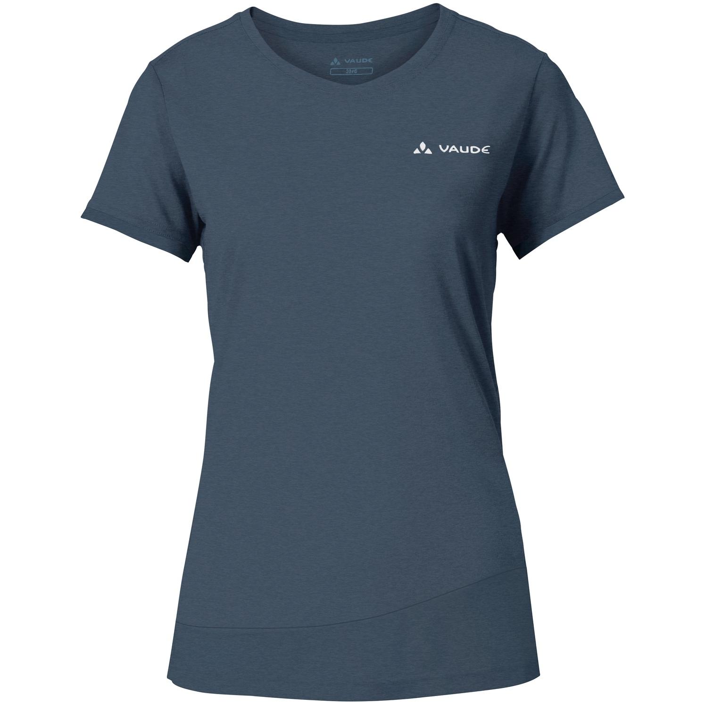 Vaude Sveit Damen Shirt - steelblue
