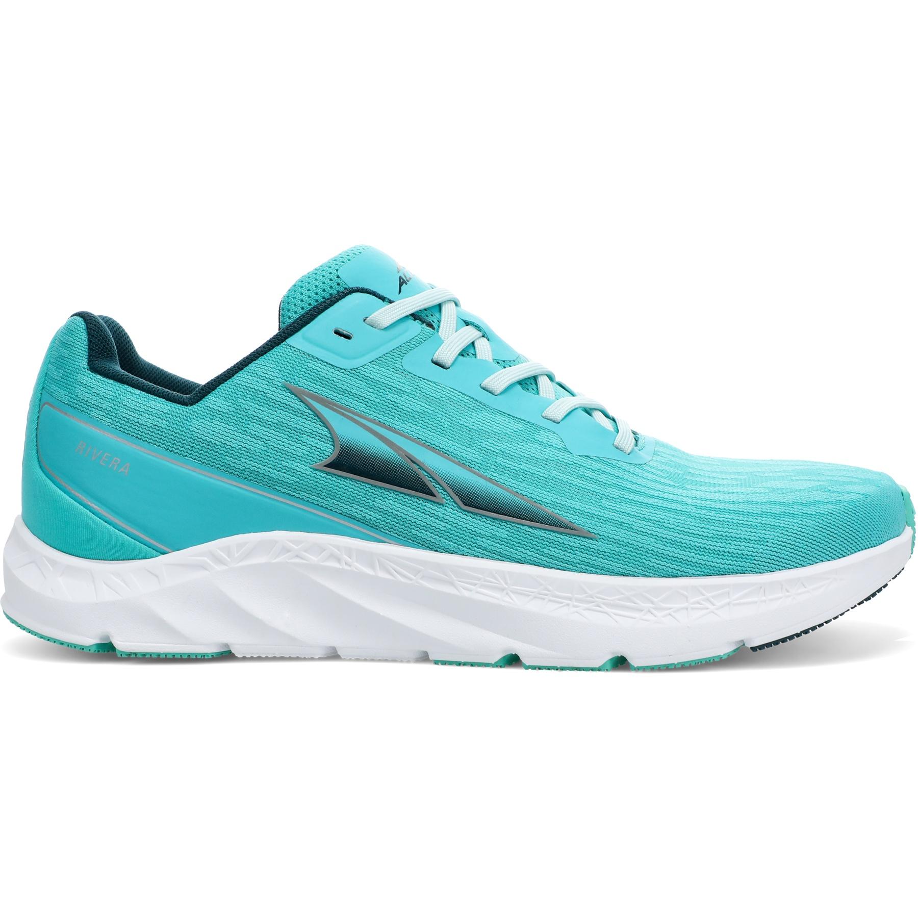 Altra Rivera Running Shoes Women - Teal/Green