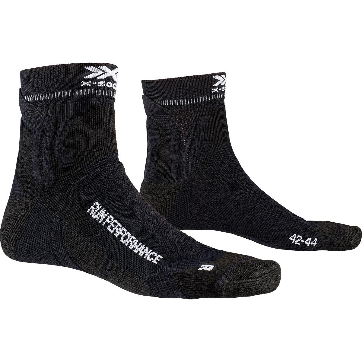 Bild von X-Socks Run Performance Laufsocken - opal black