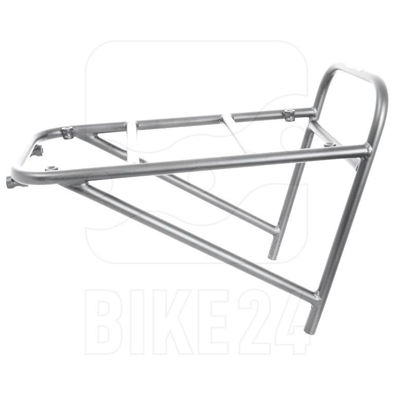 Surly 8-Pack Rack Vorderradträger - silber