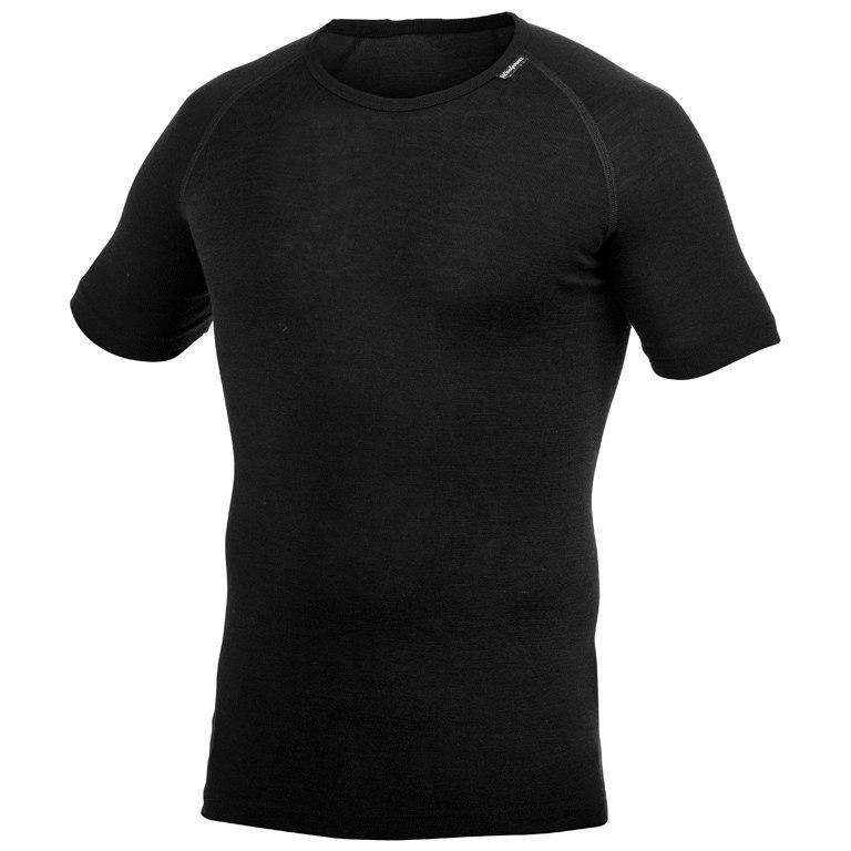 Woolpower Tee LITE Unisex Undershirt - black