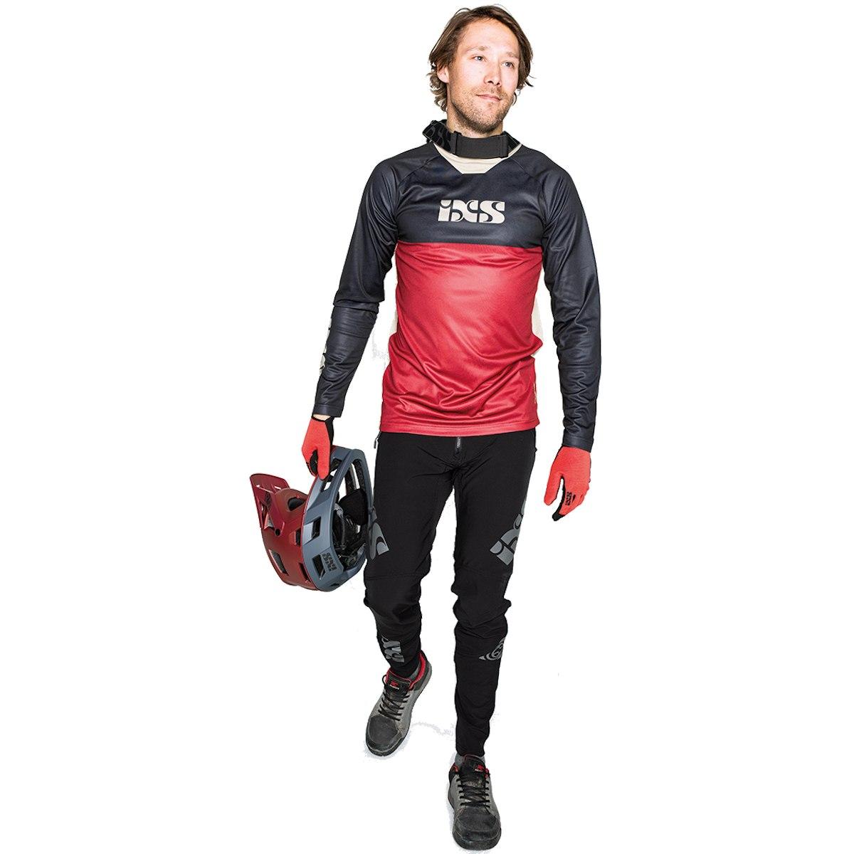 Bild von iXS Race Trigger Radhose - black/graphite