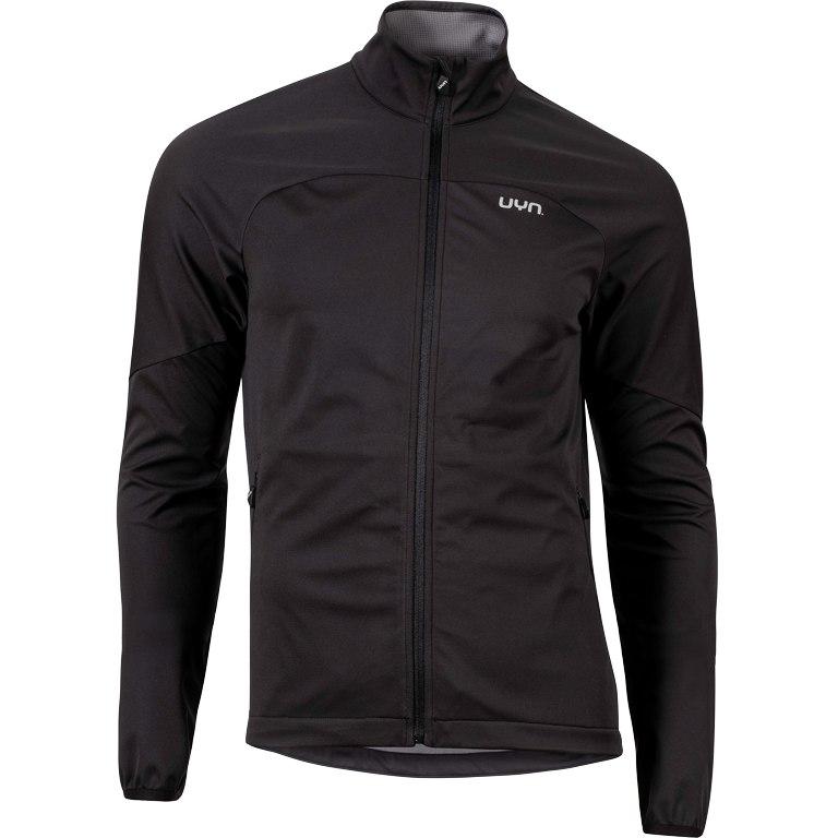 UYN Alpha Man Running Winter Wind Jacket - black