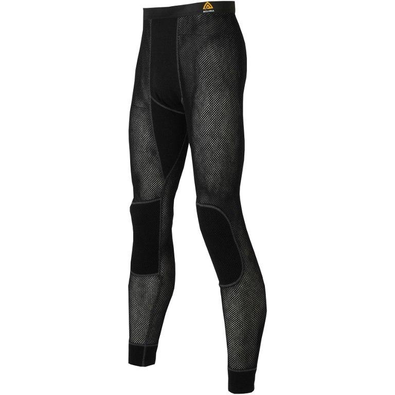 Aclima Woolnet Men's Long Pants - jet black