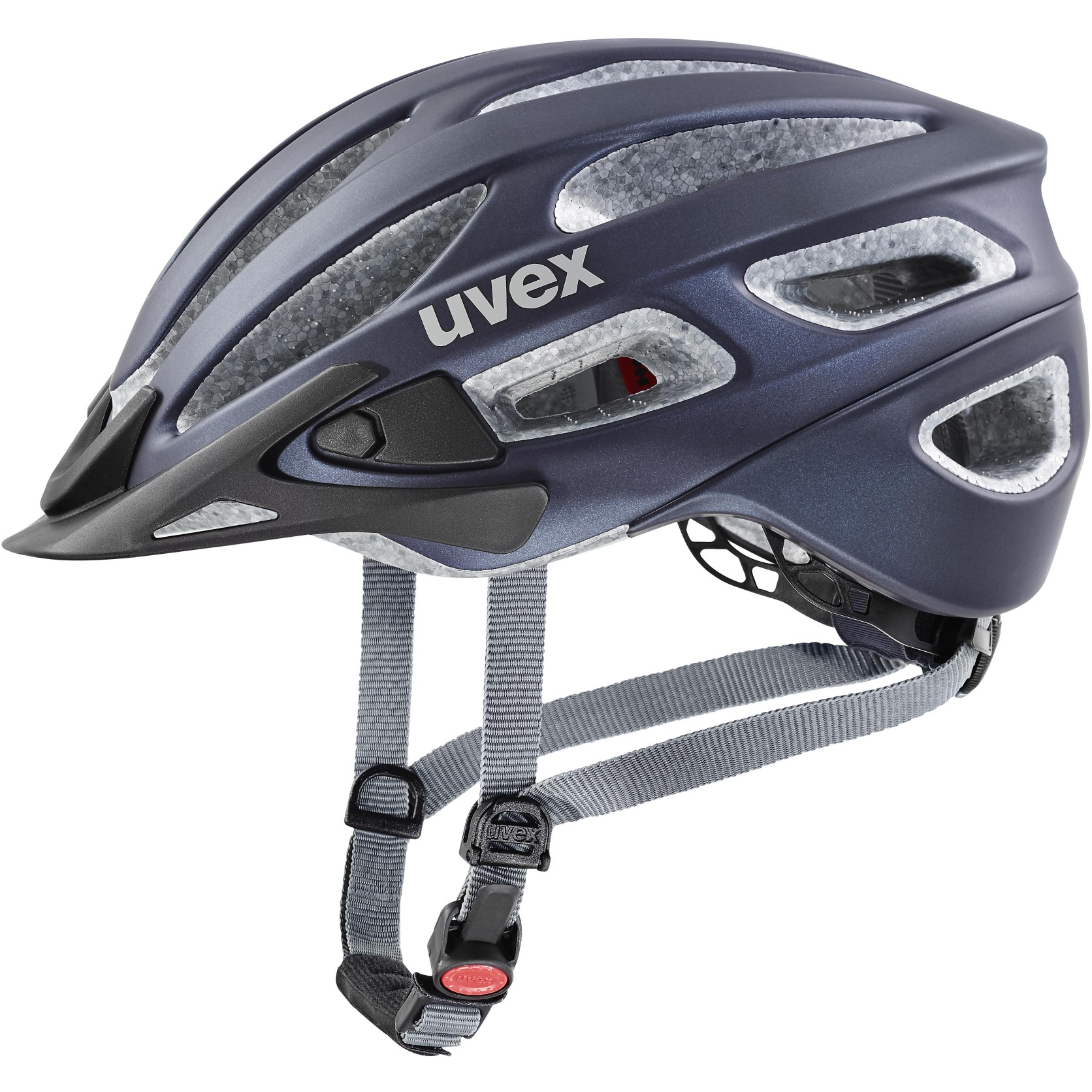 Uvex true cc Helmet - deep space mat