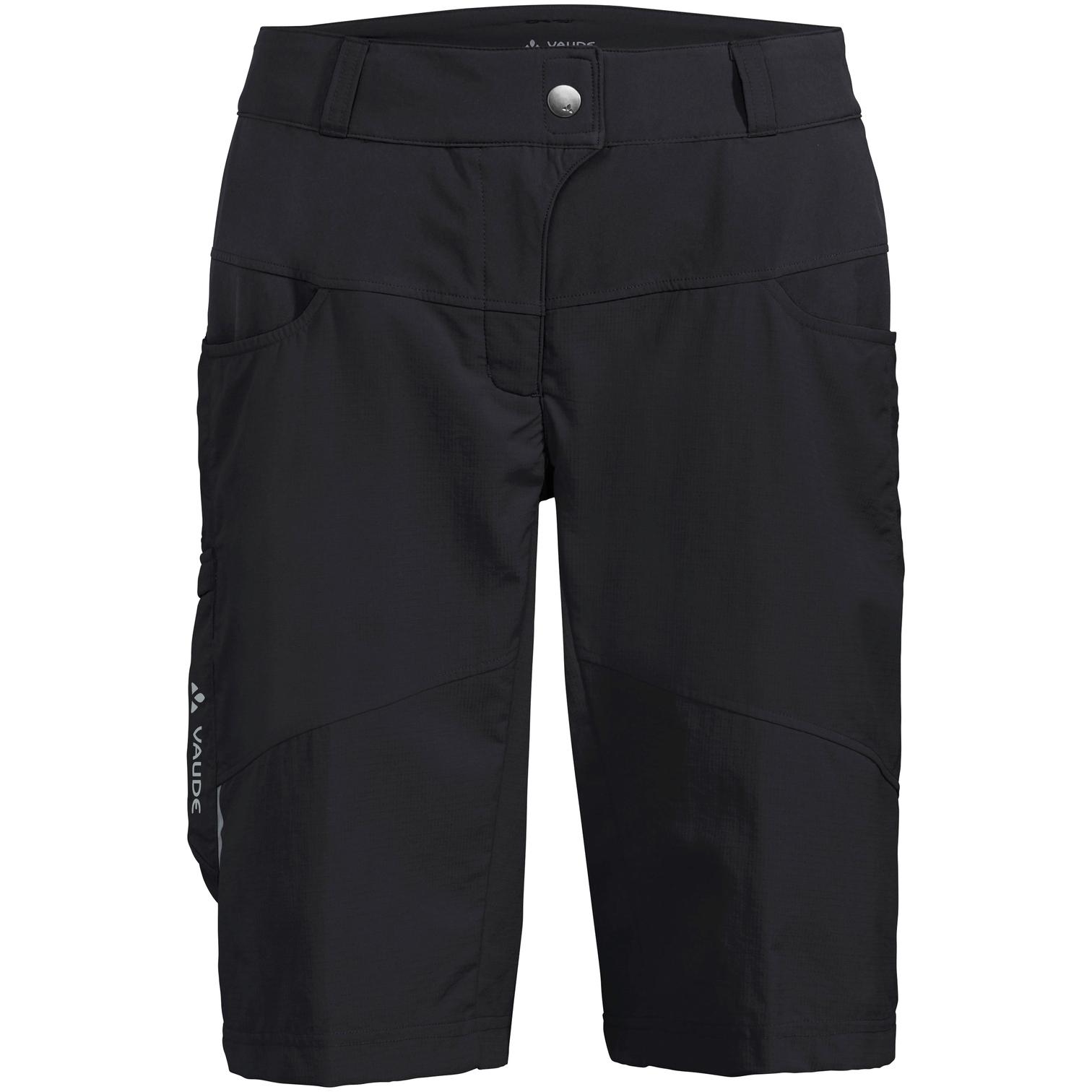 Vaude Qimsa Damen-Shorts - black