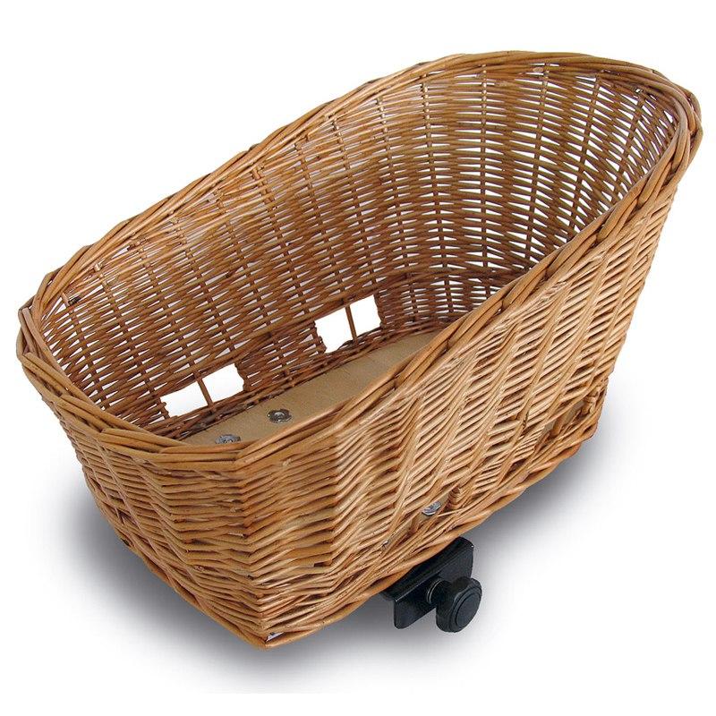 Basil Pasja Pet Rear Bike Basket 45 cm