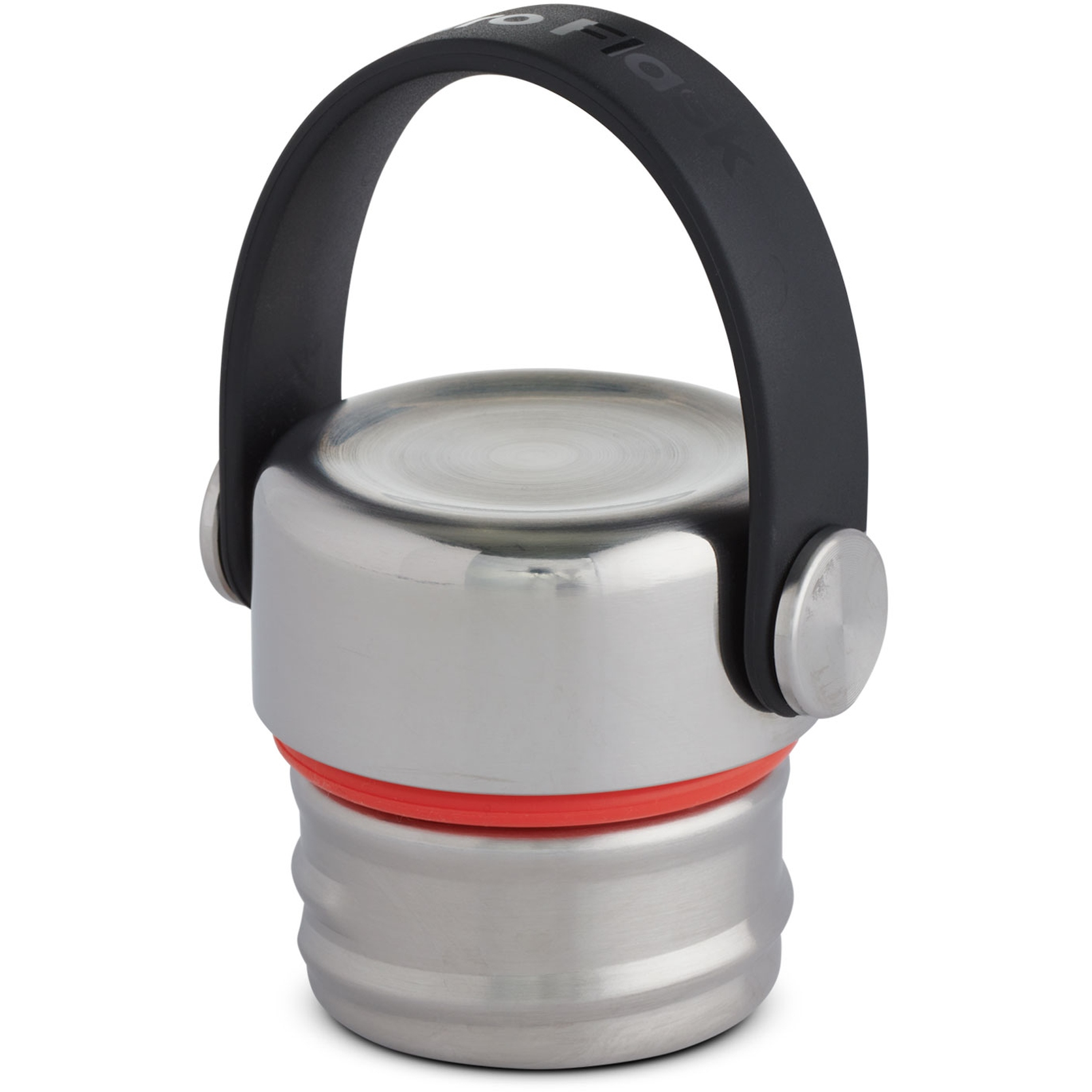 Hydro Flask Standard Mouth Flex Cap Verschluss - Stainless Steel