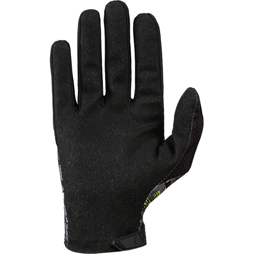 Image of O'Neal Matrix Glove - RIDE black/neon yellow