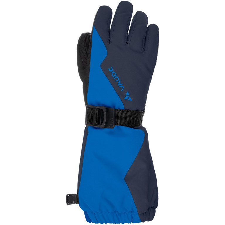 Vaude Kids Snow Cup Gloves - radiate blue