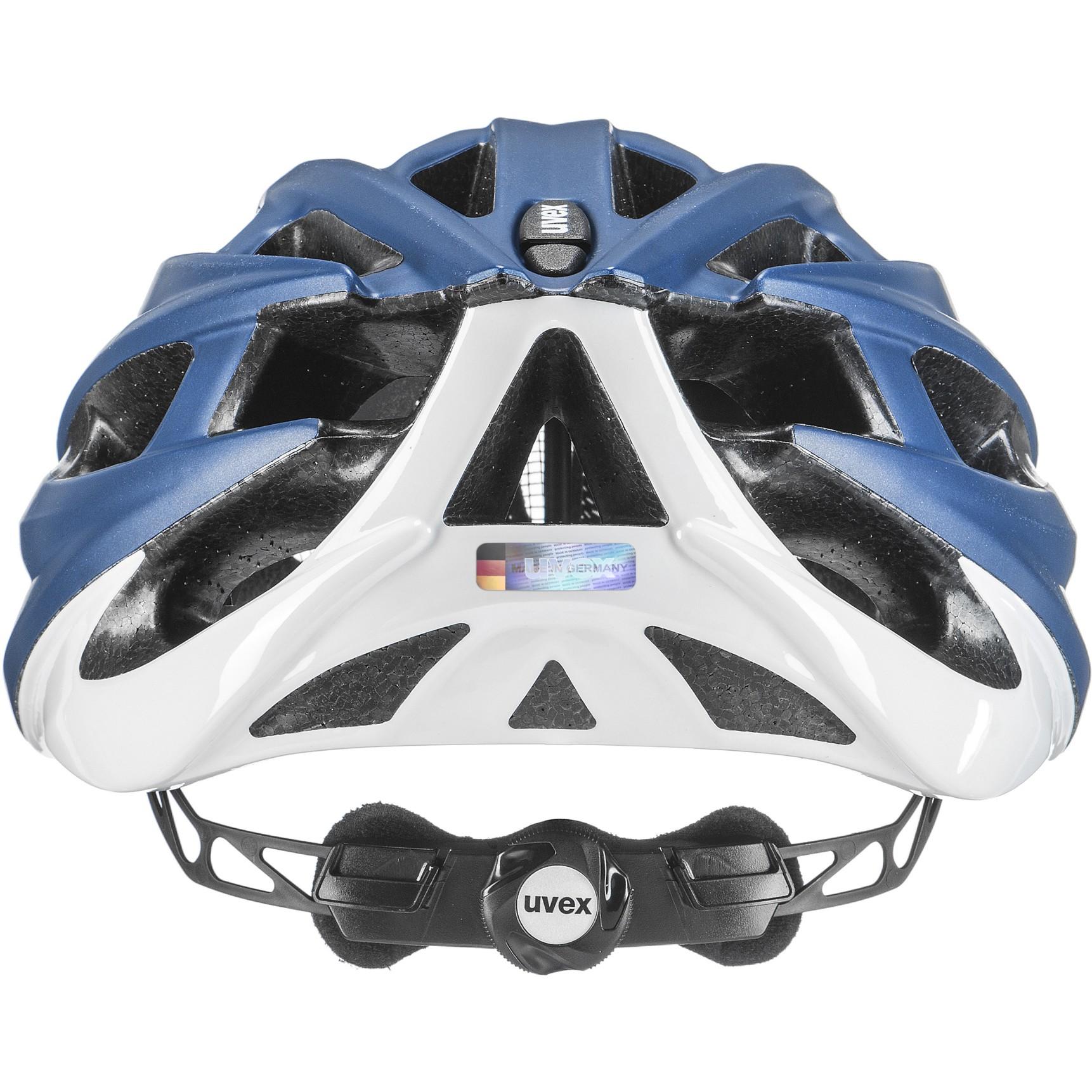 Image of Uvex Oversize Helmet - blue mat