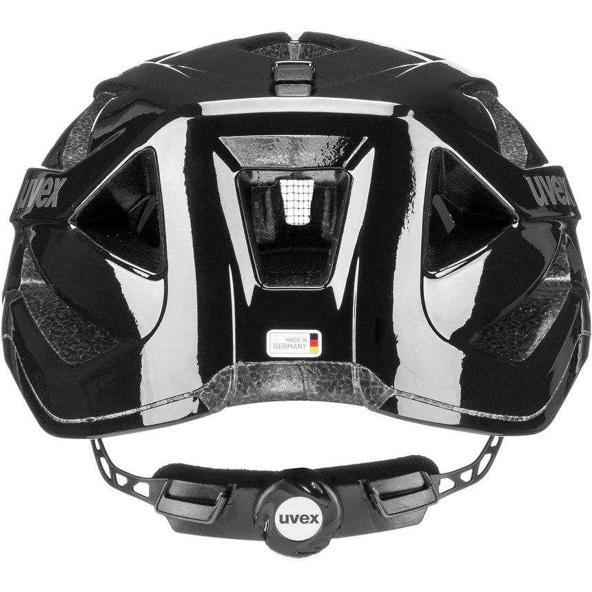 Bild von Uvex active Helm - black shiny