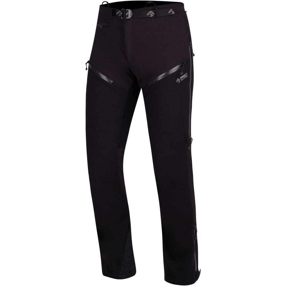 Directalpine Rebel Pants - black/grey