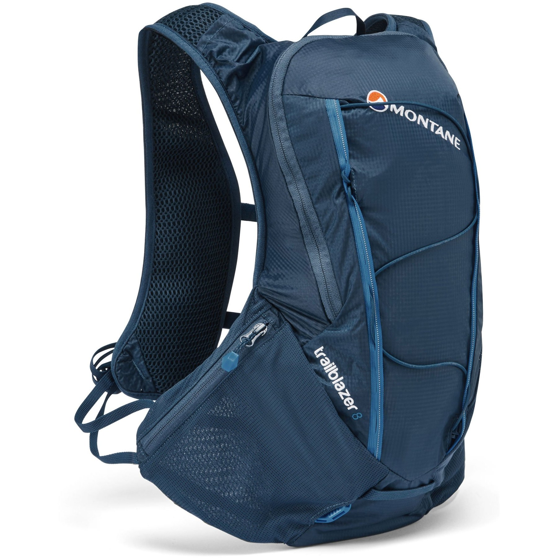 Picture of Montane Trailblazer 8 Backpack - Narwhal Blue