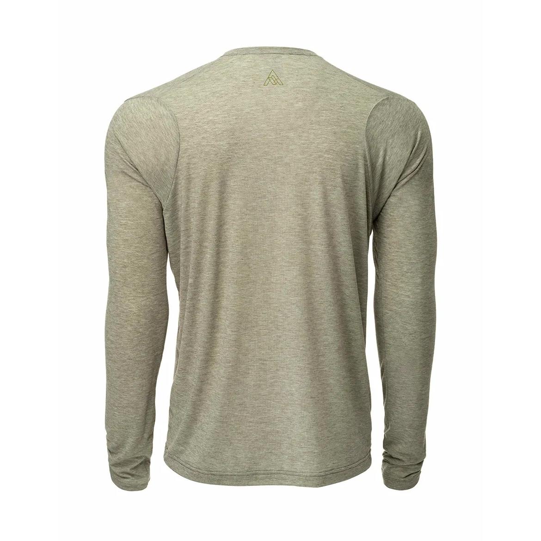 Imagen de 7mesh Elevate Bike Camiseta manga larga para hombre - Lichen