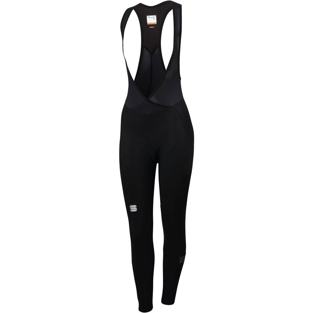 Sportful Giara Women's Bibtight with Seat Pad - 002 black