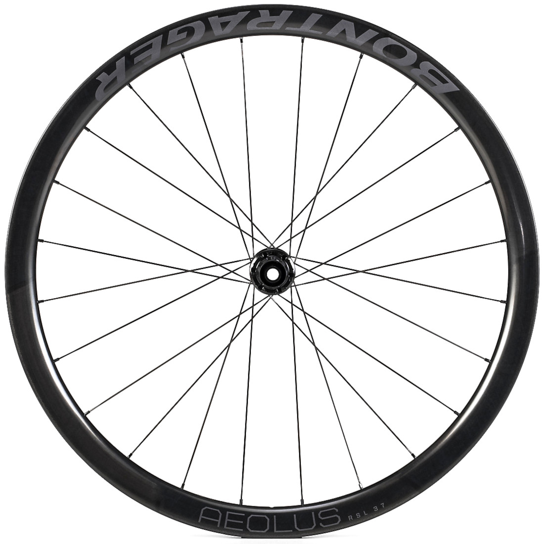 Bontrager Aeolus RSL 37 TLR Road Rear Wheel - Clincher - Centerlock - 12x135/142mm