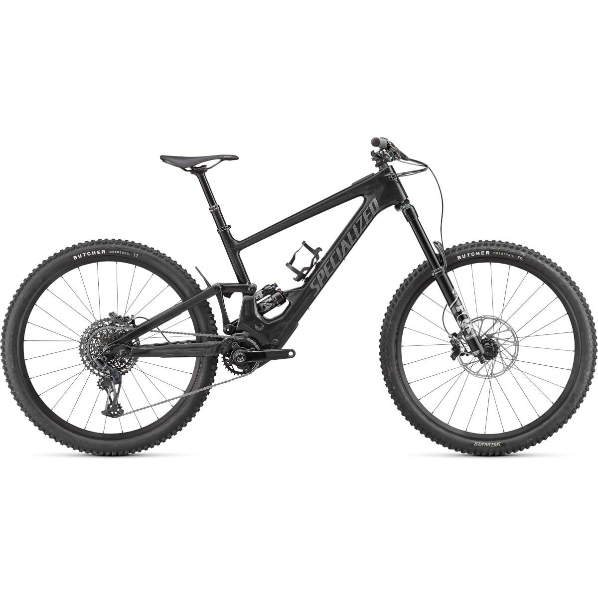 "Produktbild von Specialized TURBO KENEVO SL COMP - 29"" Carbon MTB E-Bike - 2022 - gloss smoke / dream silver"