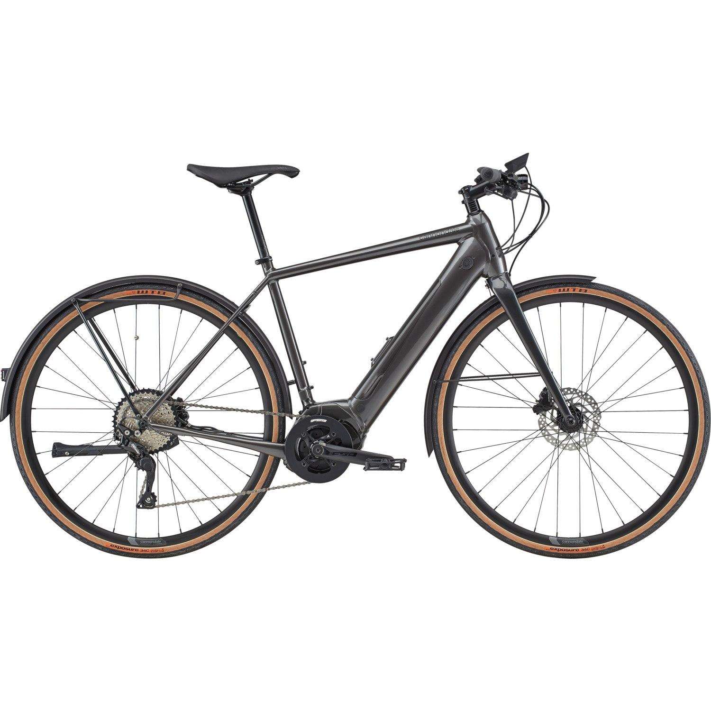 Foto de Cannondale QUICK NEO EQ - Bicicleta trekking eléctrica - 2021 - graphite