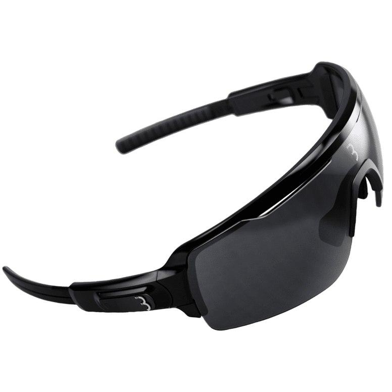 BBB Cycling Commander BSG-61 glossy black   smoke + clear + yellow Glasses