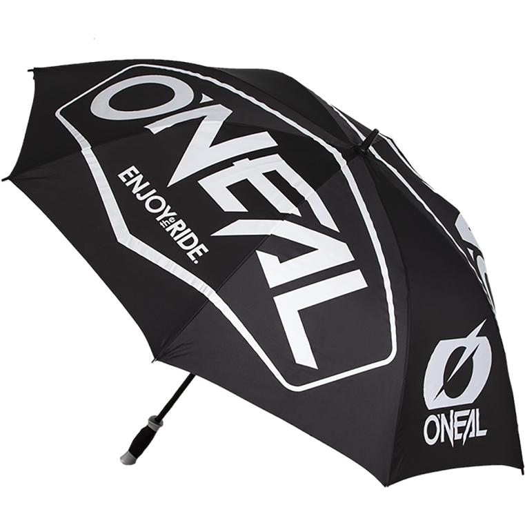 O'Neal Umbrella HEXX Regenschirm - black/white