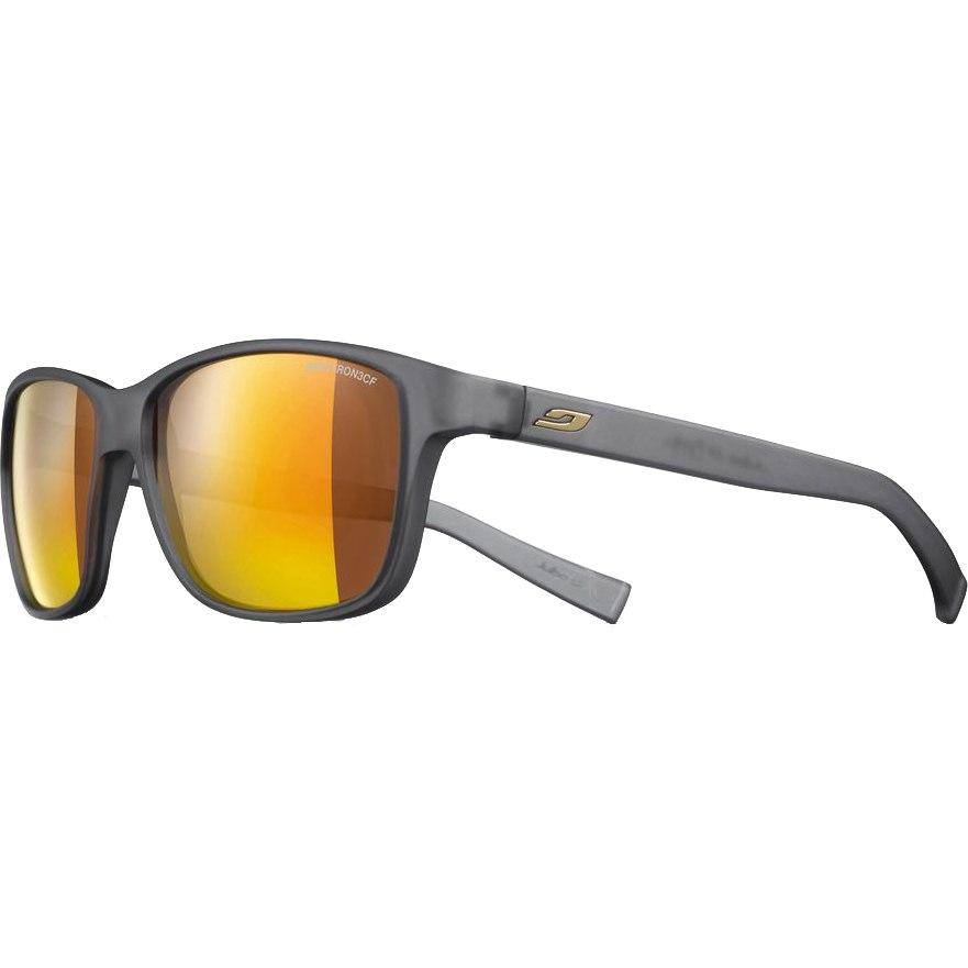 Julbo Powell Spectron 3CF Damen Sonnenbrille - Schwarz / Multilayer Gold
