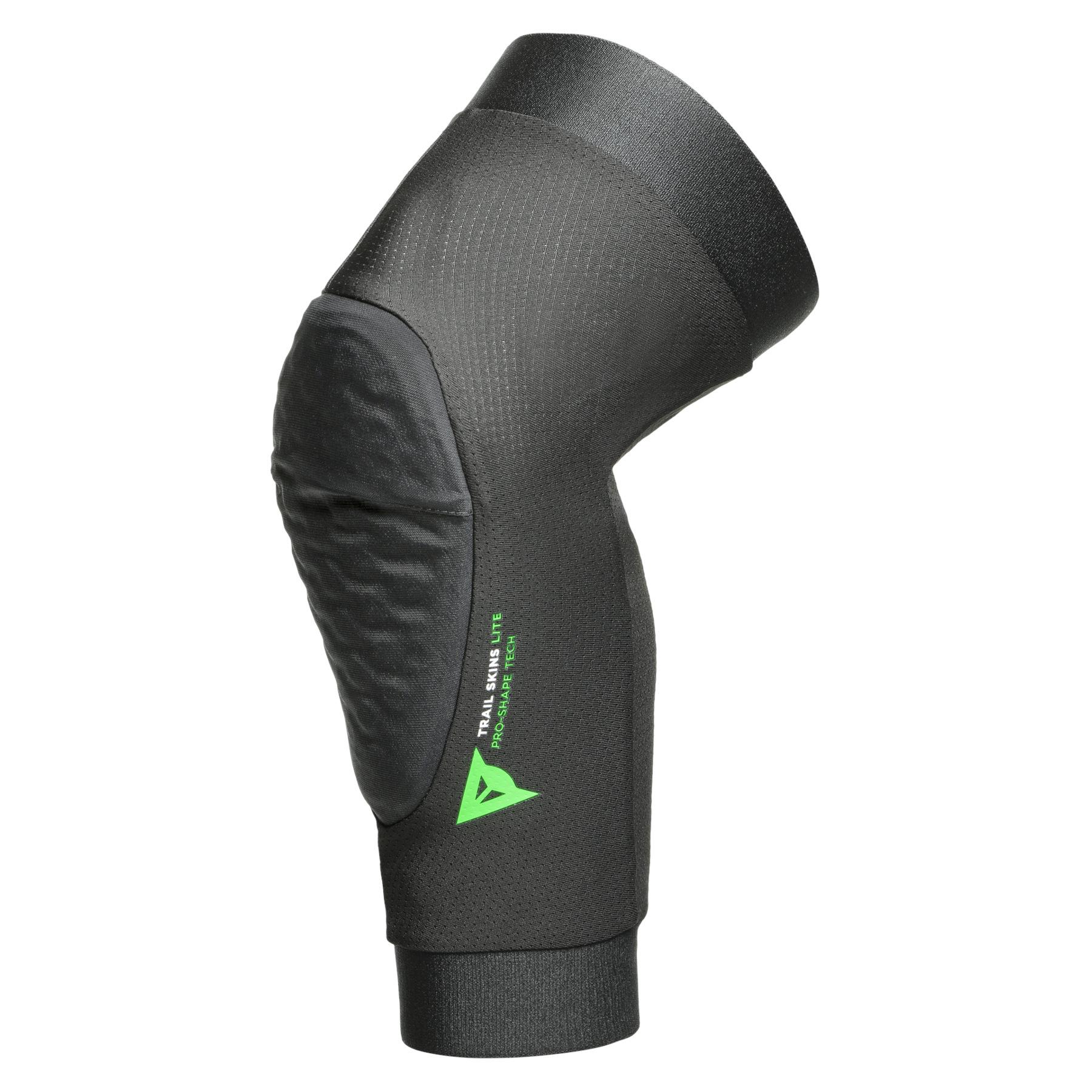 Dainese Trail Skins Lite Knee Guards - black