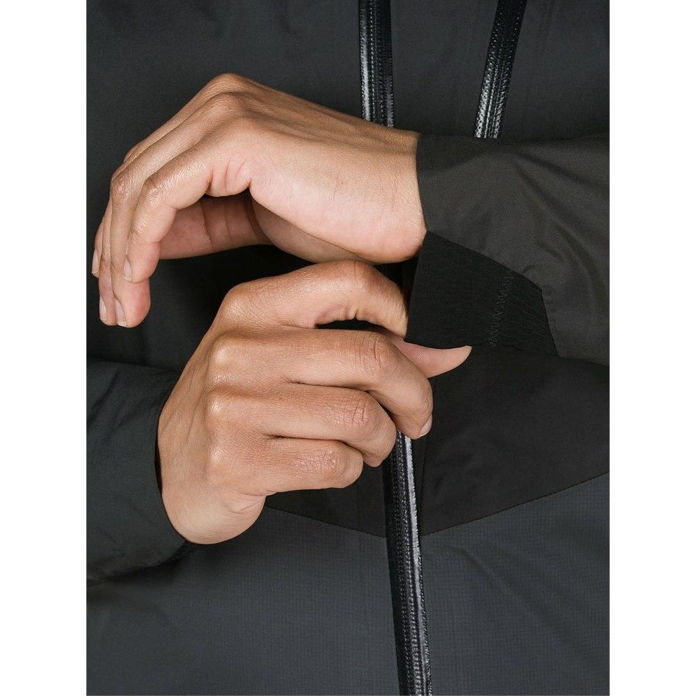 Image of Berghaus Women's Changtse Jacket - Blue Graphite/Carbon/Black CF8
