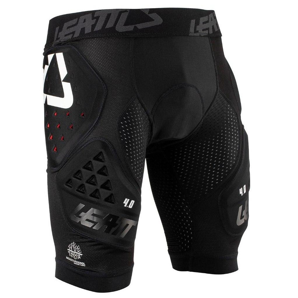 Leatt Impact Shorts 3DF 4.0 - black