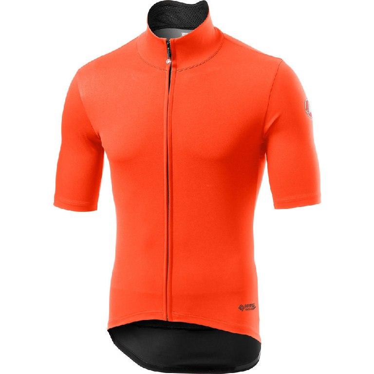 Castelli Perfetto RoS Light Jersey - orange 034