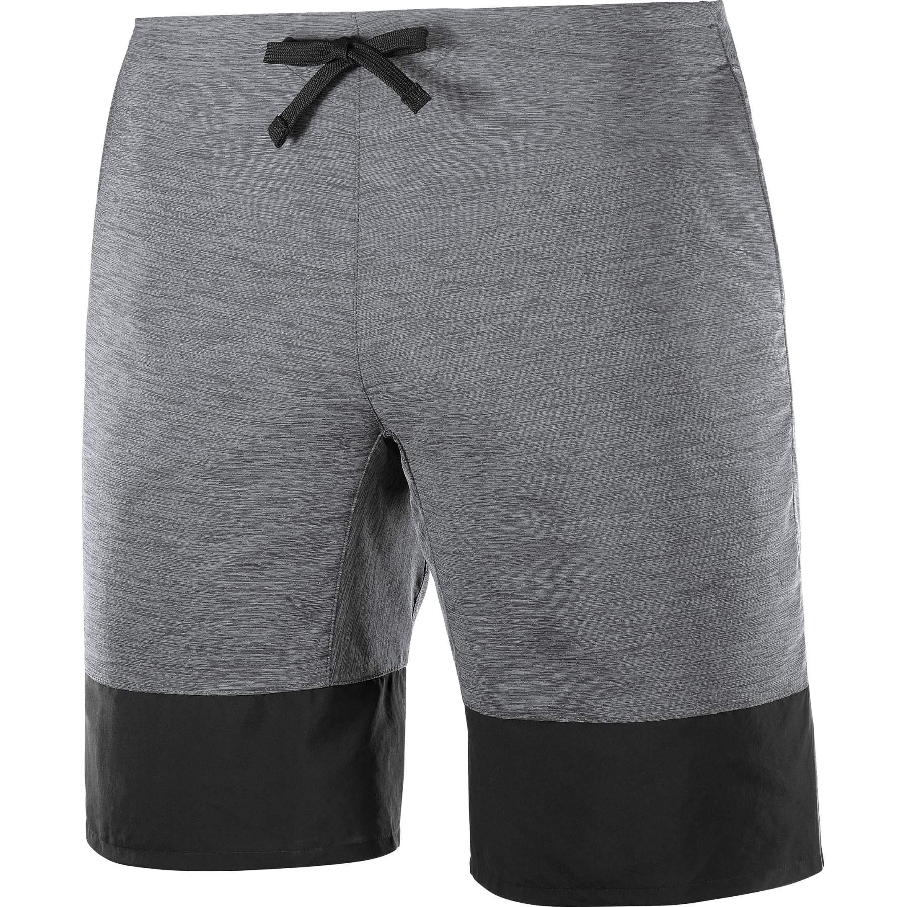 Salomon XA Training Shorts - Ebony/Black