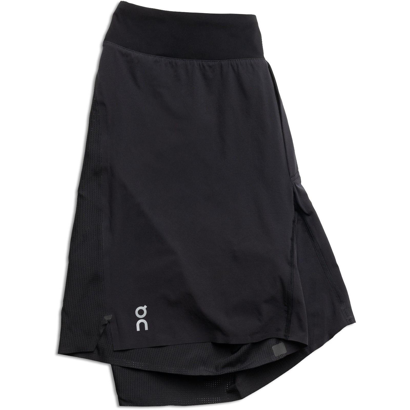 Produktbild von On Lightweight Shorts Laufhose - Black