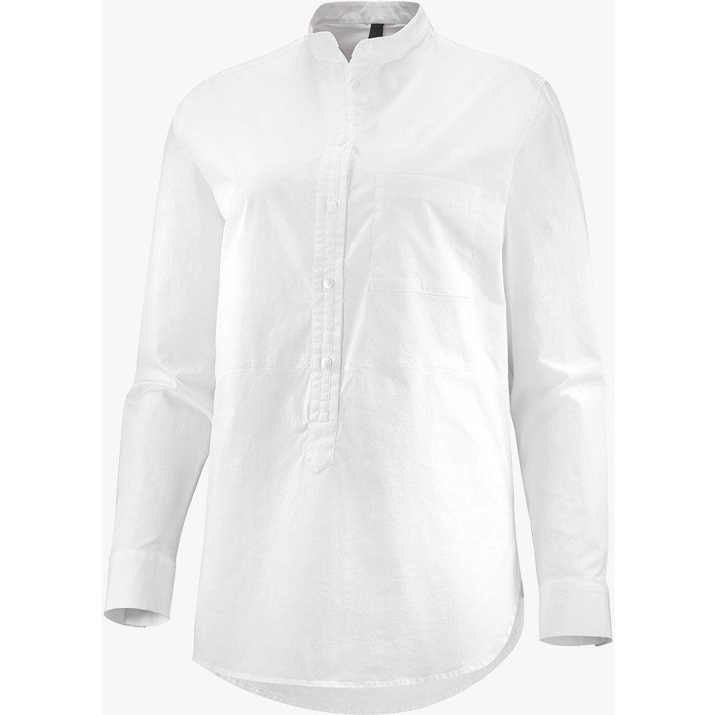 Katusha BLOUSE shirt LS Women - white