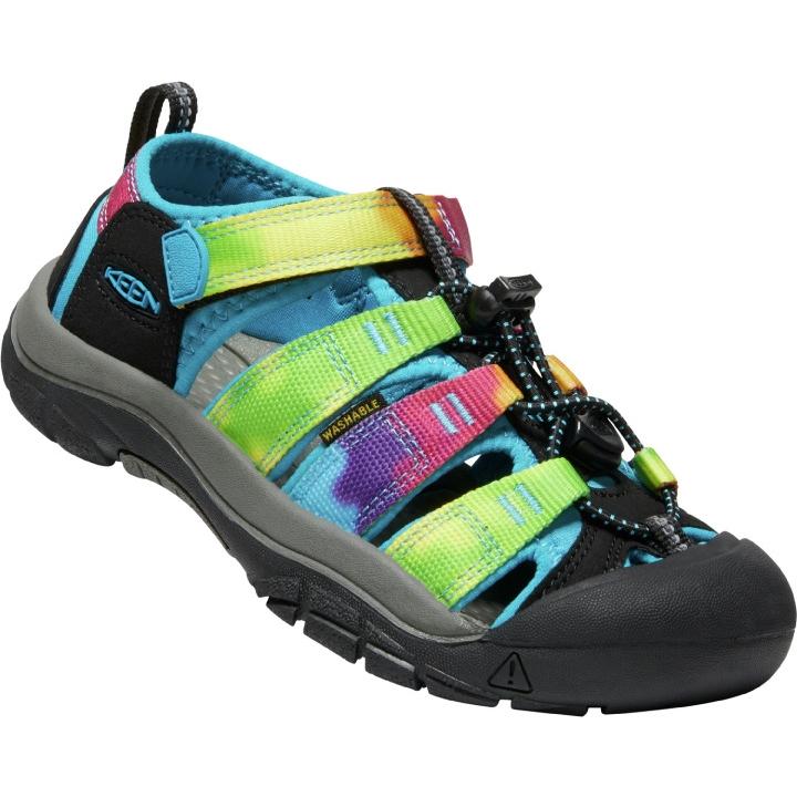 Bild von KEEN Newport H2 Kinder-Sandale - rainbow tie dye