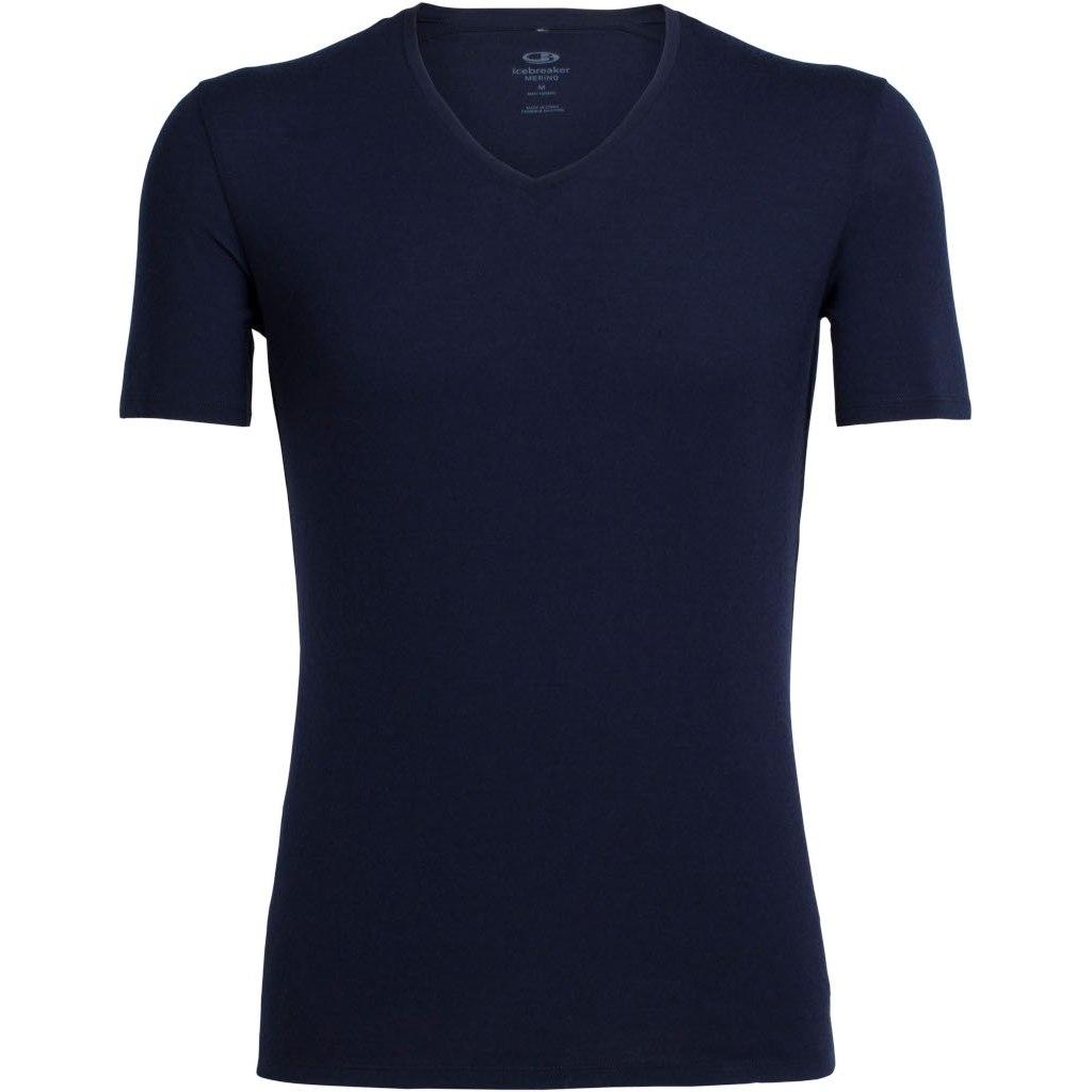 Produktbild von Icebreaker Anatomica V T-Shirt 2019 - Midnight Navy