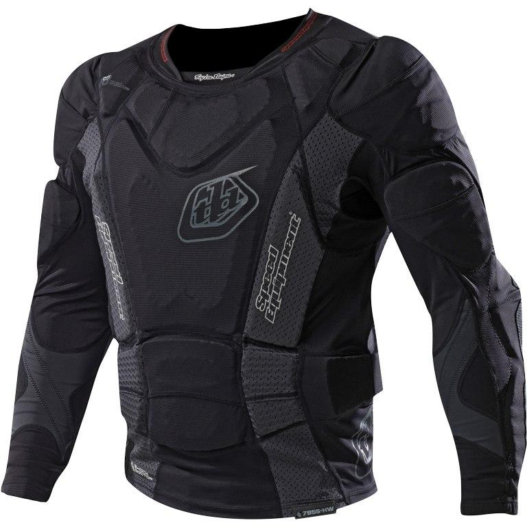Produktbild von Troy Lee Designs UPL 7855 HW Langarm-Protektorenshirt