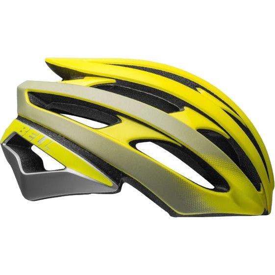 Bell Stratus Ghost MIPS Helmet - matte/gloss hi-viz reflective
