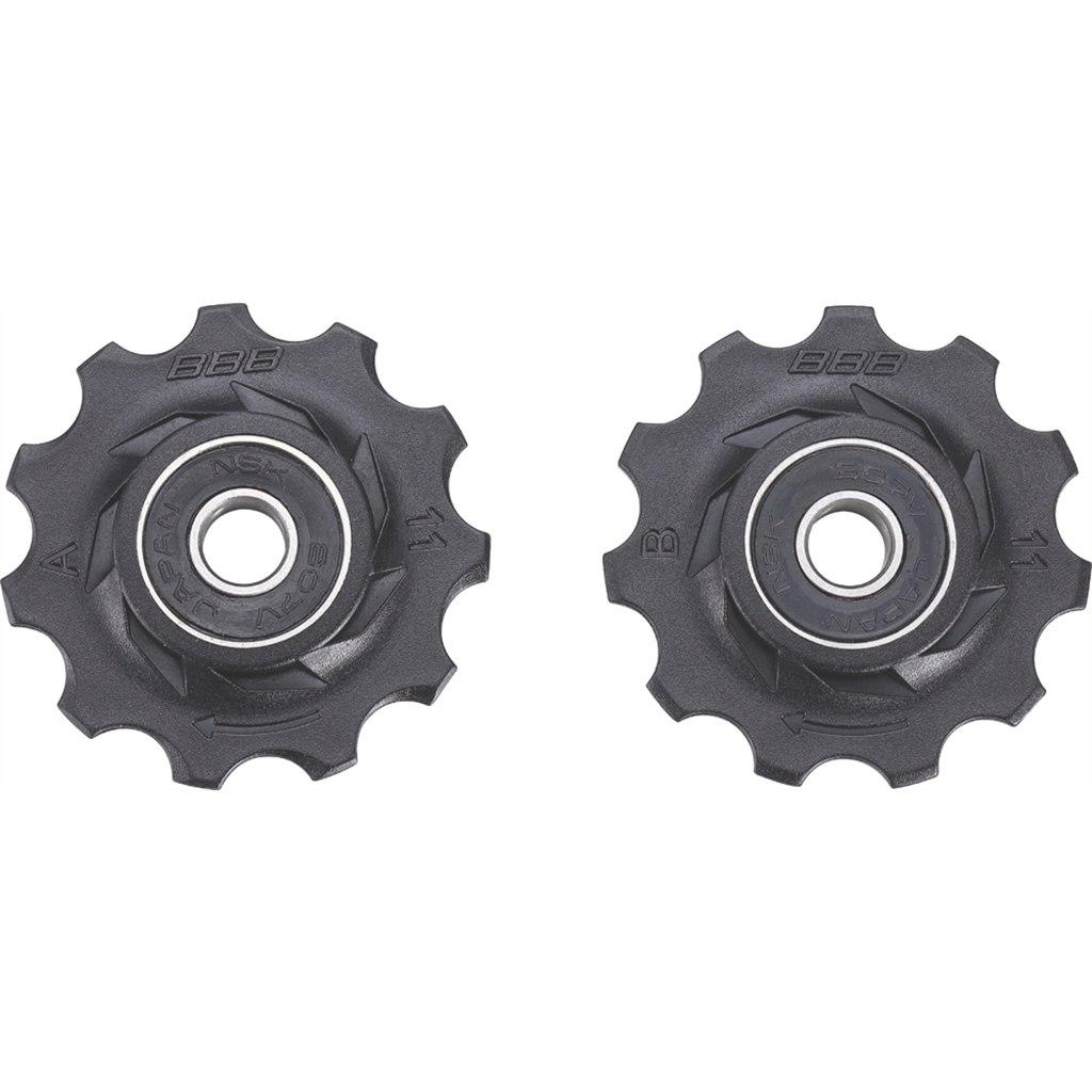 BBB Cycling RollerBoys BDP-02 Jockey Wheels 11 tooth - black