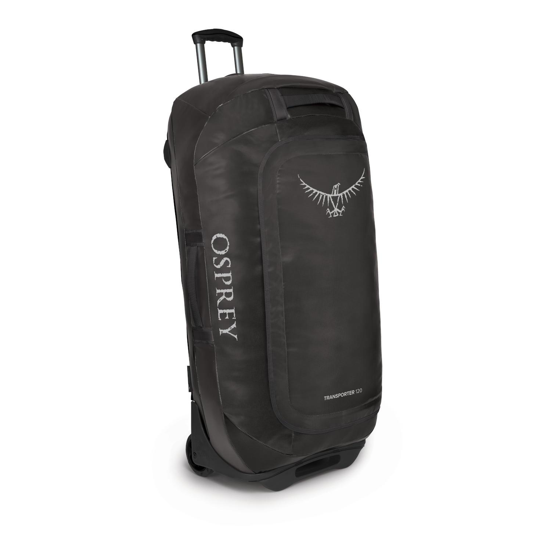 Picture of Osprey Rolling Transporter 120 Travel Bag - Black