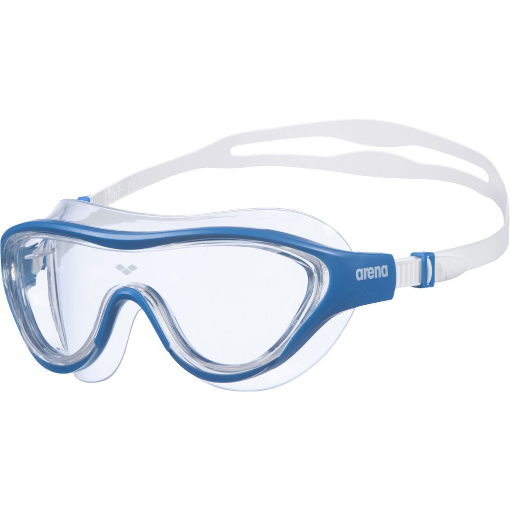 arena The One Mask Clear/Blue/White Swimming Goggle
