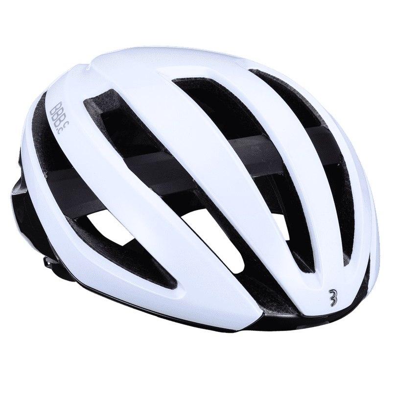 BBB Cycling Maestro BHE-09 Road Helmet - white glossy