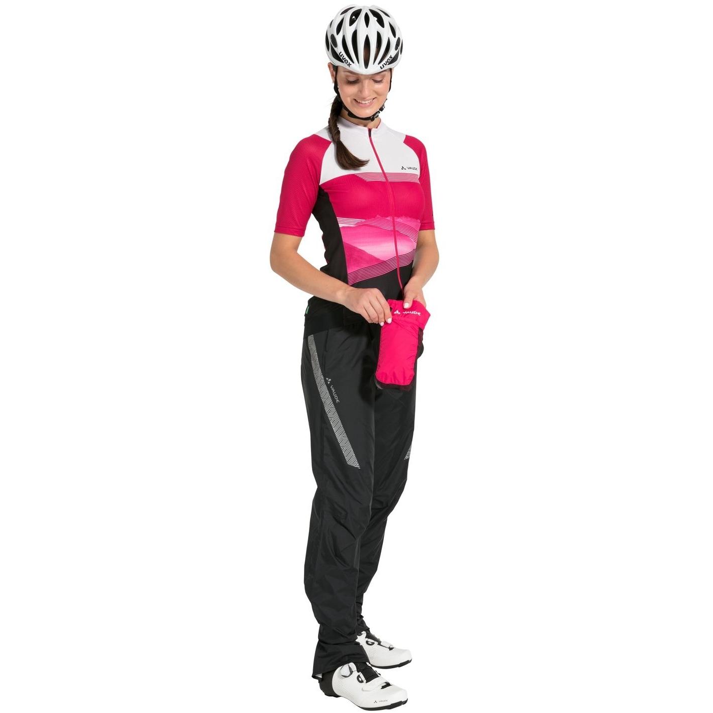 Bild von Vaude Luminum Performance Damen-Regenhose II - schwarz