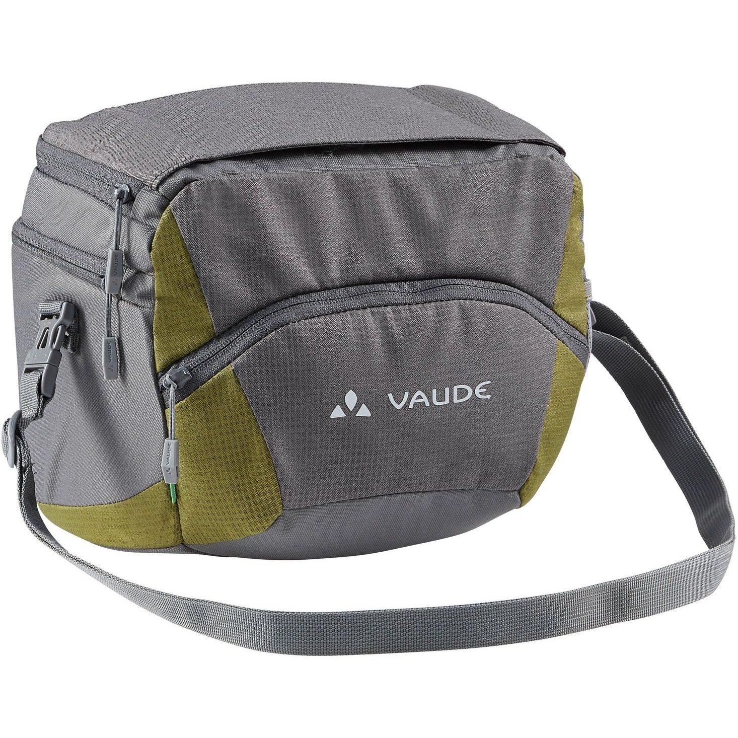 Bild von Vaude OnTour Box L (KLICKfix ready) Lenkertasche - iron/bamboo